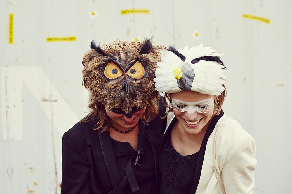Vogelball-kostueme-menschen-party-open air-ms artville-dockville-wilhelmsburg