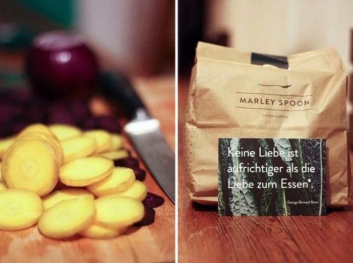 Marley Spoon Kochbox Food Essen Bestellen