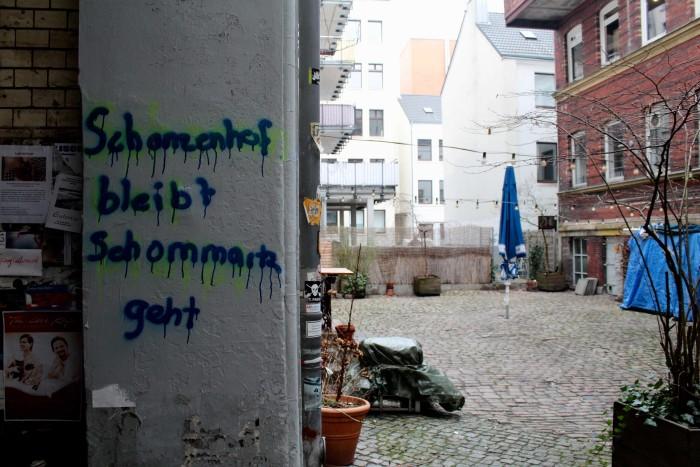 Schanzenhof Hamburg