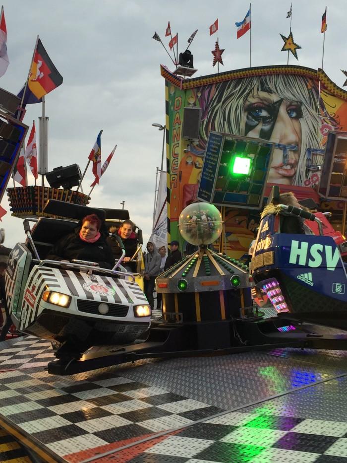 Adrenalin Junkies Hamburger DOM