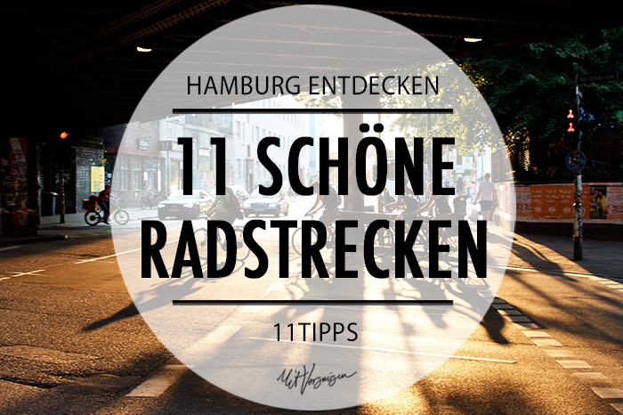 Radstrecken Hamburg