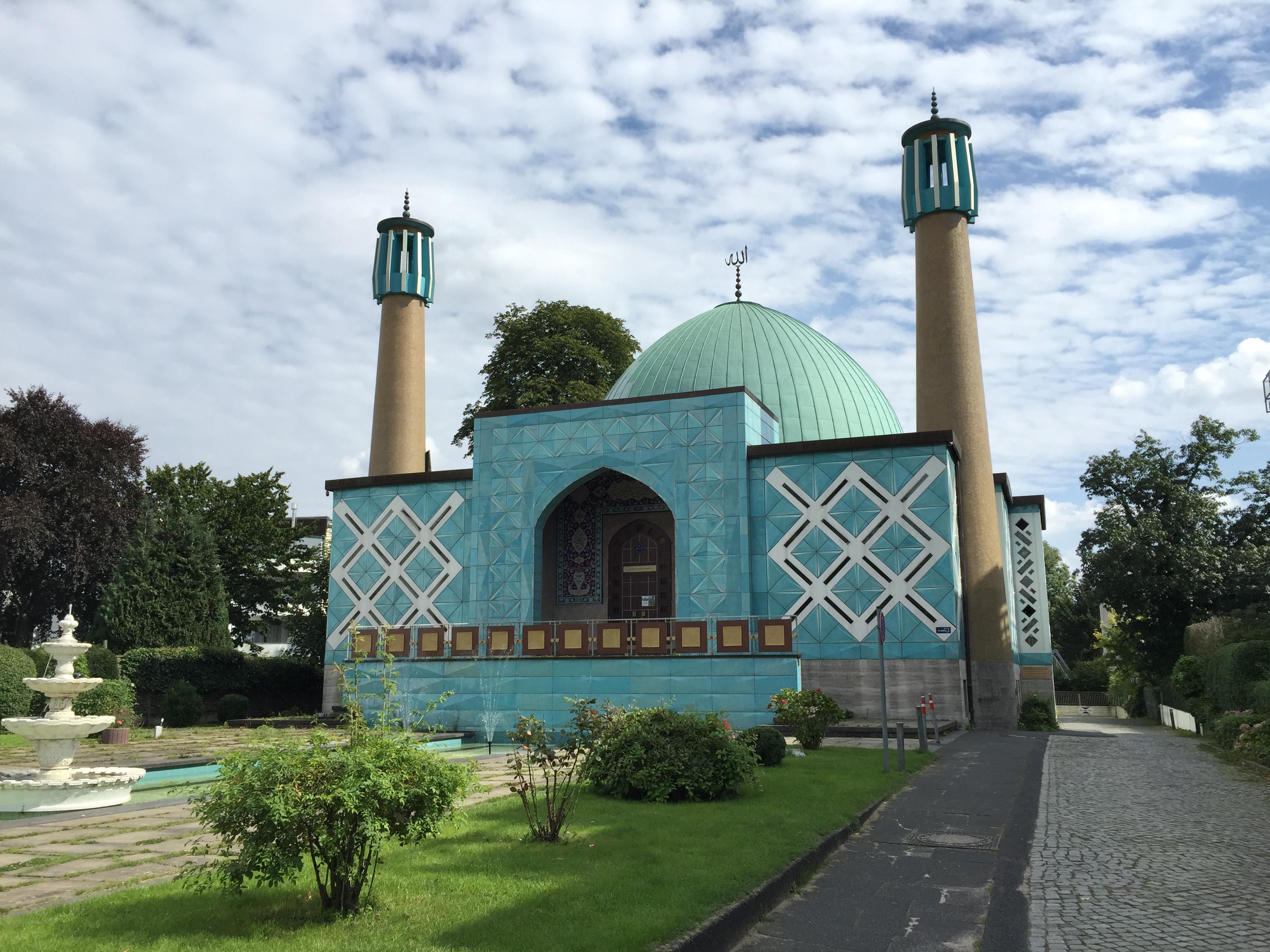 Moschee Hamburg