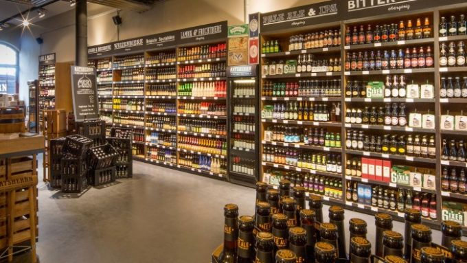 craft beer store 11 l 228 den f 252 r guten stoff in hamburg mit vergn 252 hamburg 1427