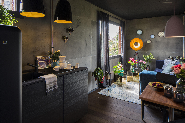 ein luxus schrebergarten mitten im gro stadtdschungel. Black Bedroom Furniture Sets. Home Design Ideas