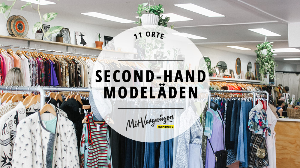 low priced 8f5d8 ffa15 11 schöne Second-Hand Modeläden in Hamburg | Mit Vergnügen ...