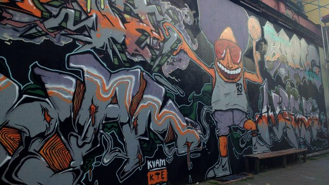 streetart wilhelmsburg (c) Michelle Weyers