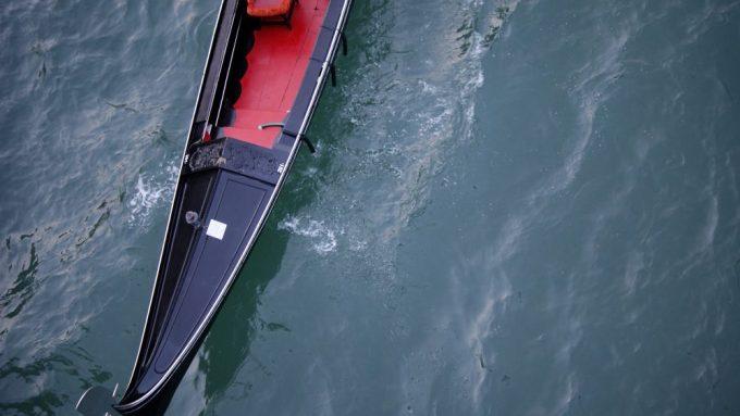 Gondola Hamburg Venedig