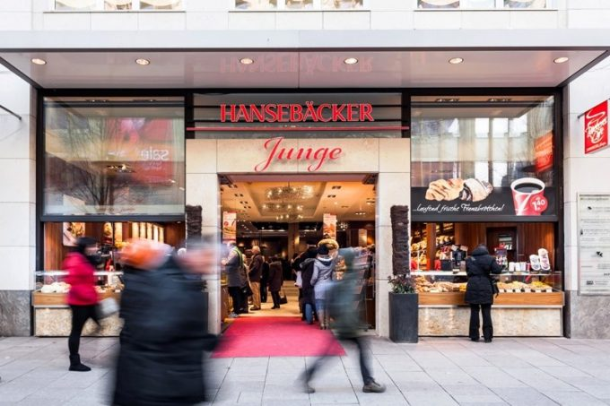 Bäckerei Junge Hamburg