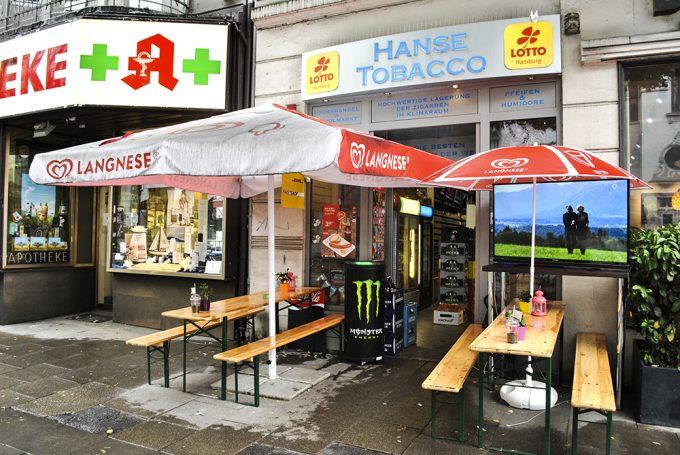 Kiosk Hamburg