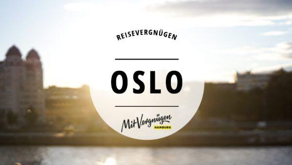 Oslo Reise Tipps