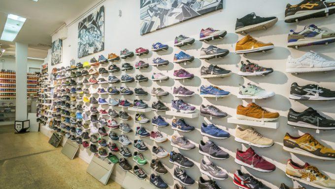 11 freshe Sneakerstores in Hamburg | Mit Vergnügen Hamburg