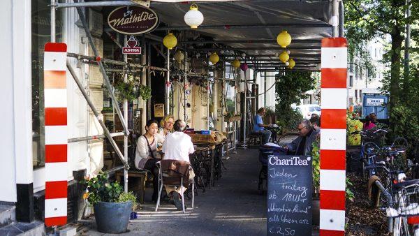Literatur Im Mathilde Literatur Café Mit Vergnügen Hamburg
