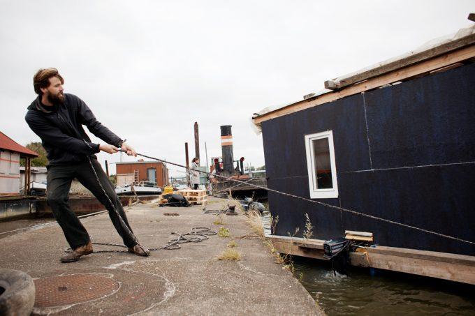 Hamburg Soll Nicht Nur Wohnstadt Sein Hausbootsbauer Claudius