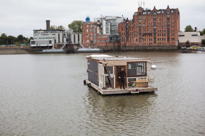 Hausboot Hamburg hamburg soll nicht nur wohnstadt sein hausbootsbauer claudius