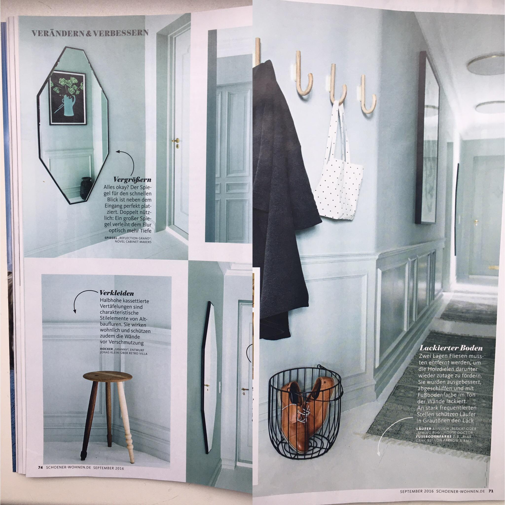 11 gedanken die du beim lesen der sch ner wohnen hast. Black Bedroom Furniture Sets. Home Design Ideas