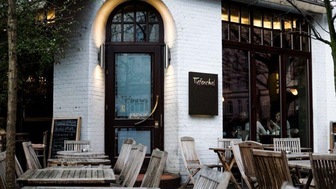 Tiefenthal Eppendorf Restaurant Test Hamburg