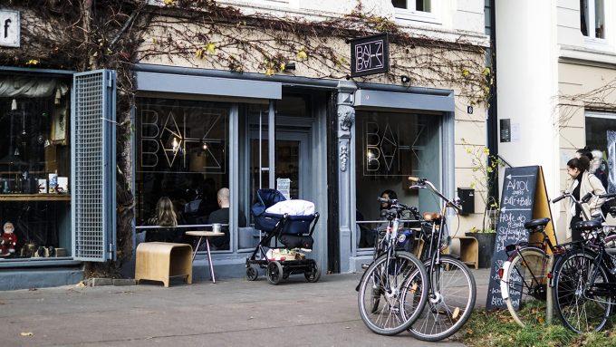 Balz und Balz Café Hamburg
