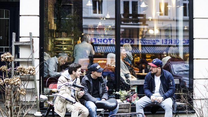 Black Delight Café Hamburg