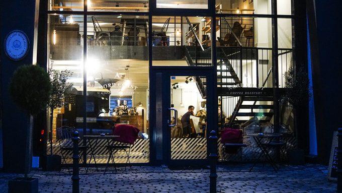 Nord Coast Roastery Café Hamburg