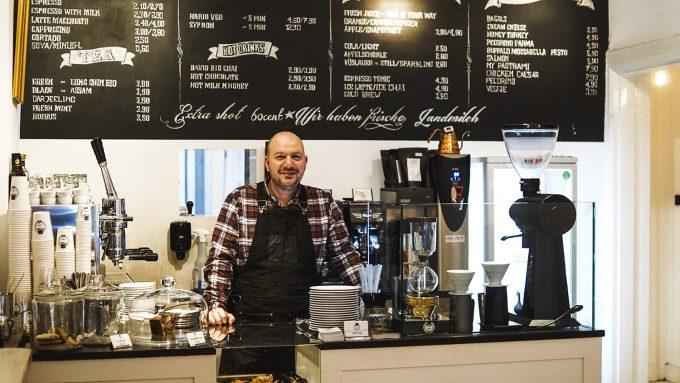 Stockholm Espresso Club Café Hamburg