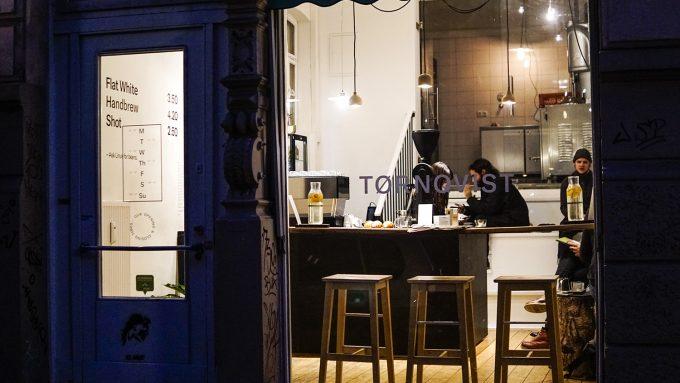 Tornqvist Café Hamburg