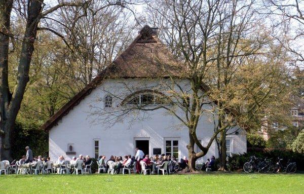 Hirschpark Hamburg Cafe