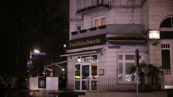 Französisch-internationale Küche im Trüffelschwein | Mit Vergnügen ...