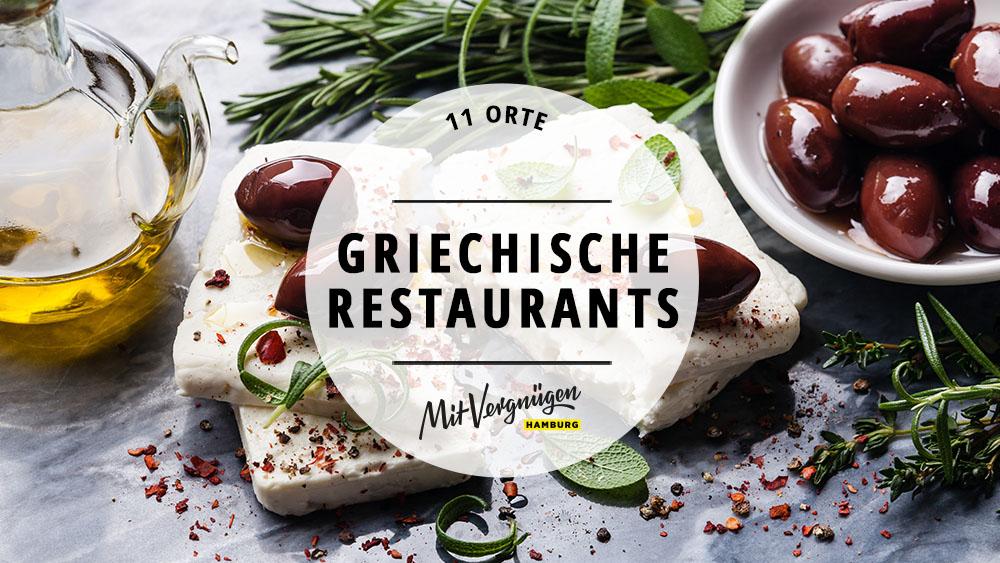 11 spitzenmäßige griechische Restaurants   Mit Vergnügen Hamburg