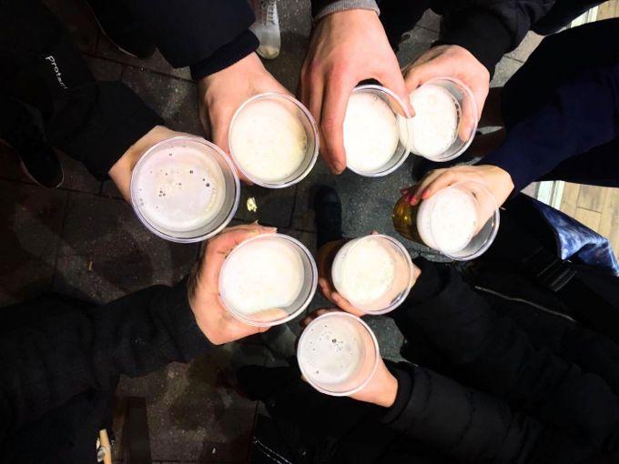 Das Erste Mal Pub Crawl In Hamburg Zwischen Flatrate Saufen Und
