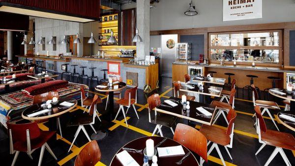 Paniertes bei HEIMAT Küche + Bar | Mit Vergnügen Hamburg
