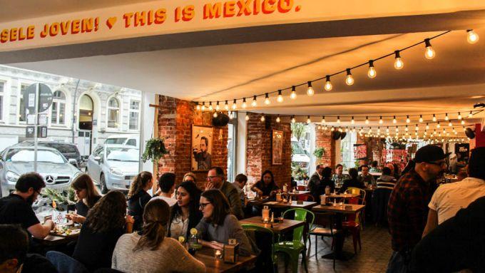 Hamburg dating café