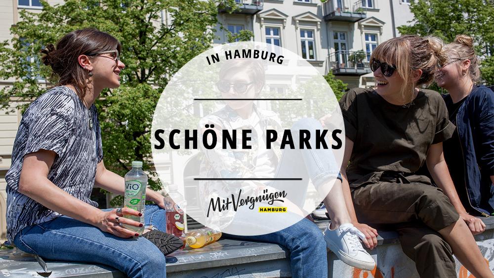 11 sch ne parks in hamburg mit vergn gen hamburg. Black Bedroom Furniture Sets. Home Design Ideas