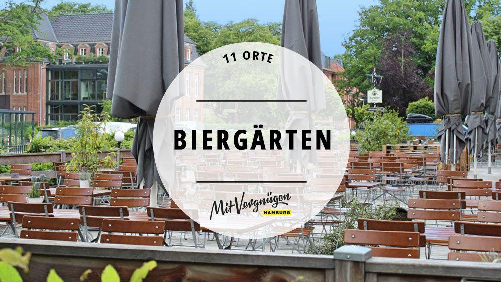 11 Biergrten In Hamburg