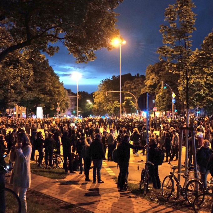 Hamburg Olé, 2. September