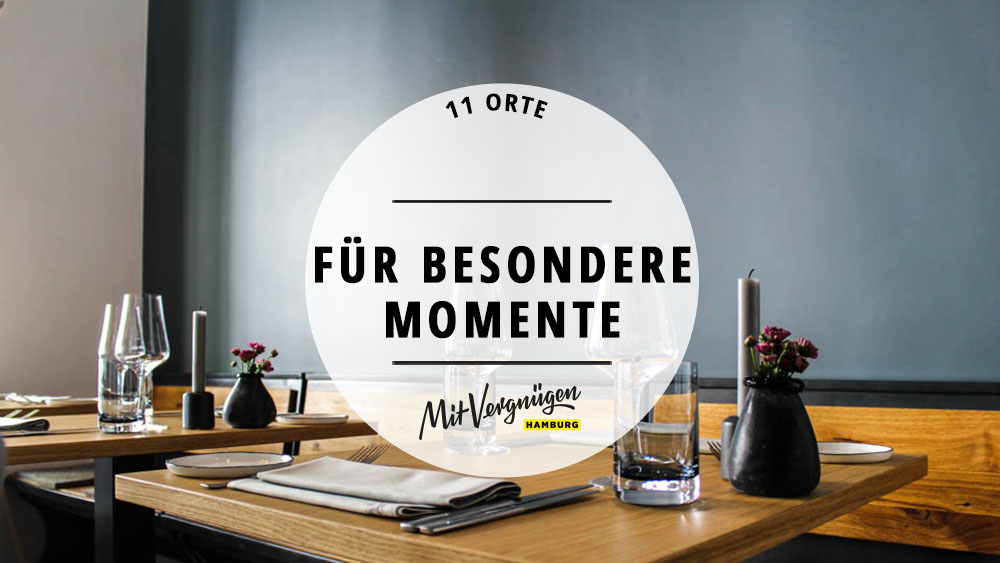 11 restaurants f r besondere momente mit vergn gen hamburg. Black Bedroom Furniture Sets. Home Design Ideas