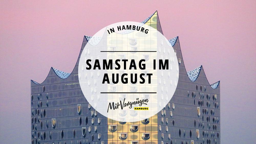 11 tipps f r einen samstag im august mit vergn gen hamburg. Black Bedroom Furniture Sets. Home Design Ideas