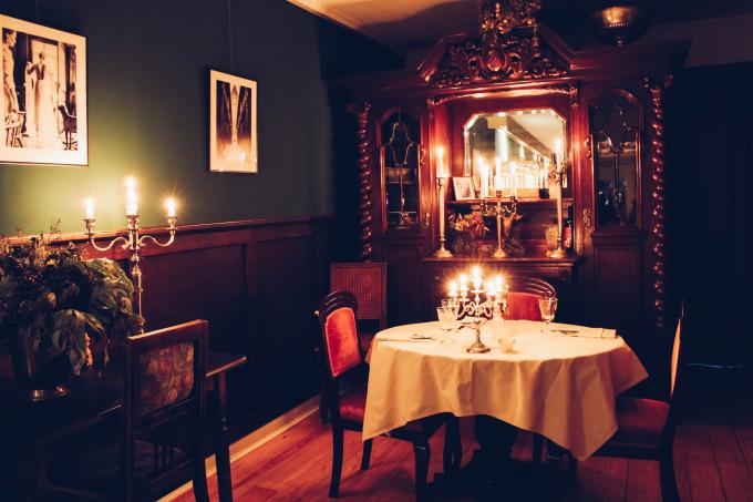 Esszimmer Hamburg bratapfel strudel und gans in lebkuchen sauce schlemmen in elianes