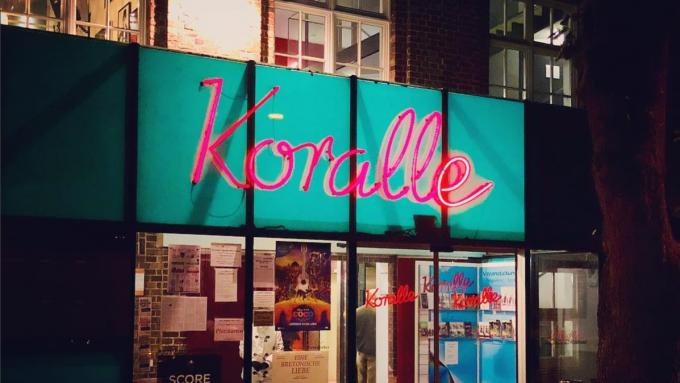 Koralle Kino Hamburg