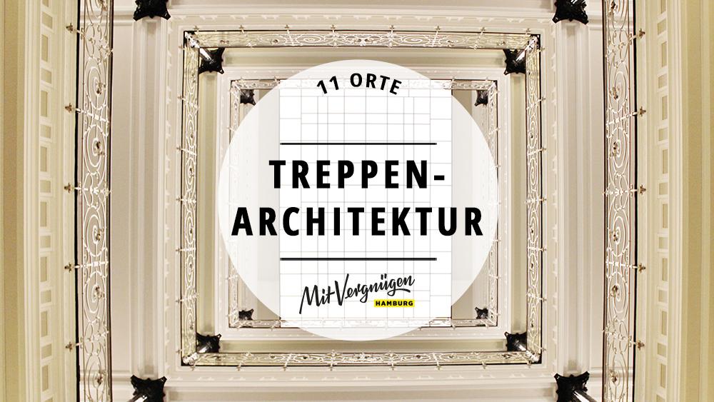 Foto Hotspots In Hamburg 11 Hypnotisierende Treppenhauser Mit