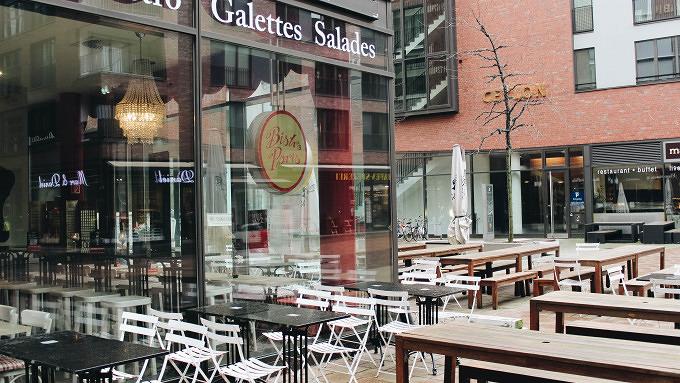Bäckerei Hönig Hamburg
