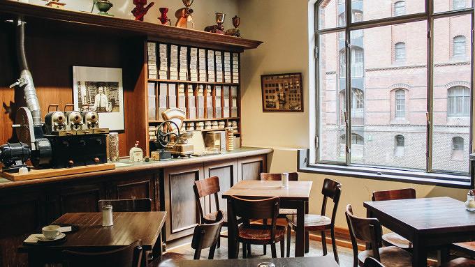 11 Gemutliche Cafes In Der Hafencity Mit Vergnugen Hamburg