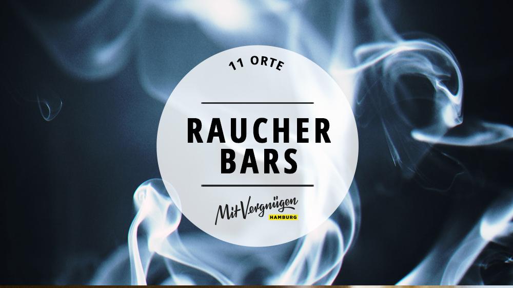 11 Schöne Raucher Bars In Hamburg Mit Vergnügen Hamburg