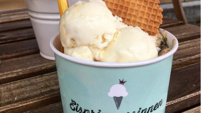 Досуг: Лучшее мороженое в Гамбурге: где его искать? рис 9