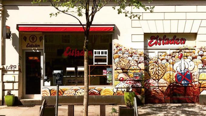 Досуг: Лучшее мороженое в Гамбурге: где его искать? рис 8
