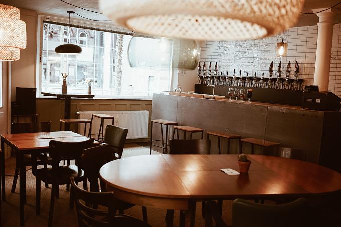 Neu Amsterdamer Bier Kultur An 15 Zapfhähnen In Der Bar Oorlam