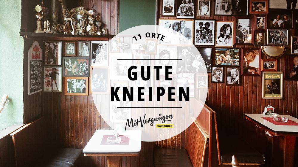 11 richtig gute Kneipen in Hamburg, die sich wirklich lohnen