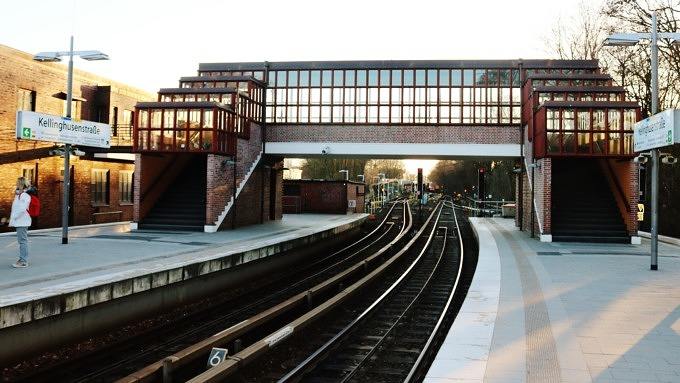 U-Bahnstation Kellinghusenstraße