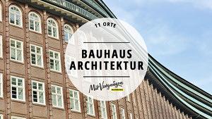 Bauhaus Architektur Titelbild