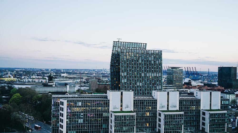 Zwillingstüme Hamburg