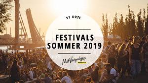 Festival Sommer 2019